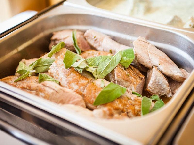 Catering-Wuppertal-Fleischgericht