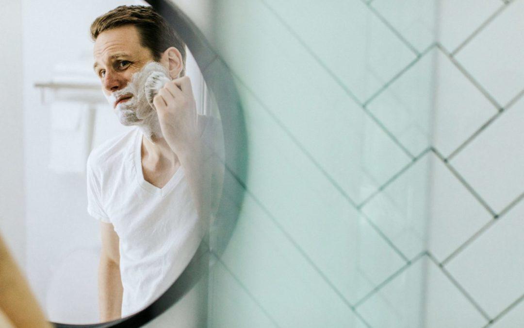 Bärtige Bräutigame – Hochzeitsfotos mit Bartmode