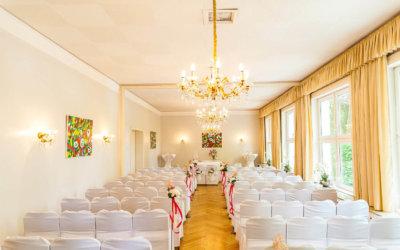Beliebte Hochzeitslocations in NRW